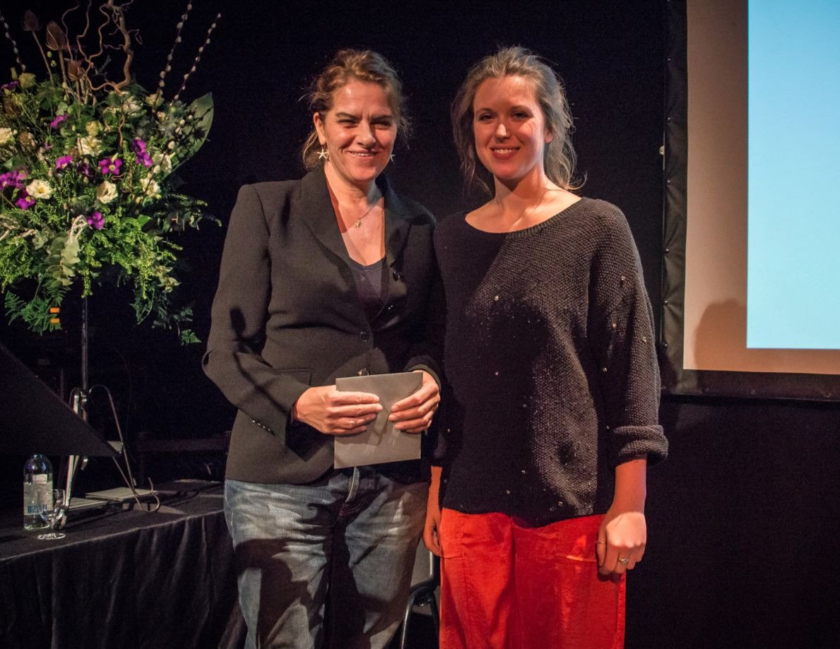 Holly Hendry awarded Experimental Architecture Award 2019.