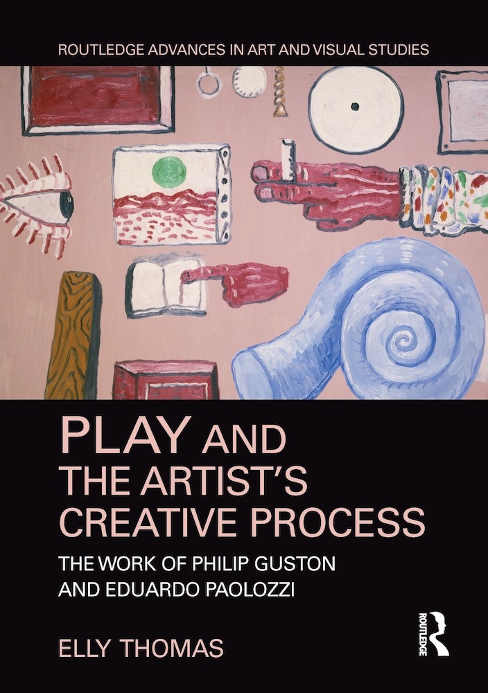Play and The Artist's Creative Process - Elly Thomas
