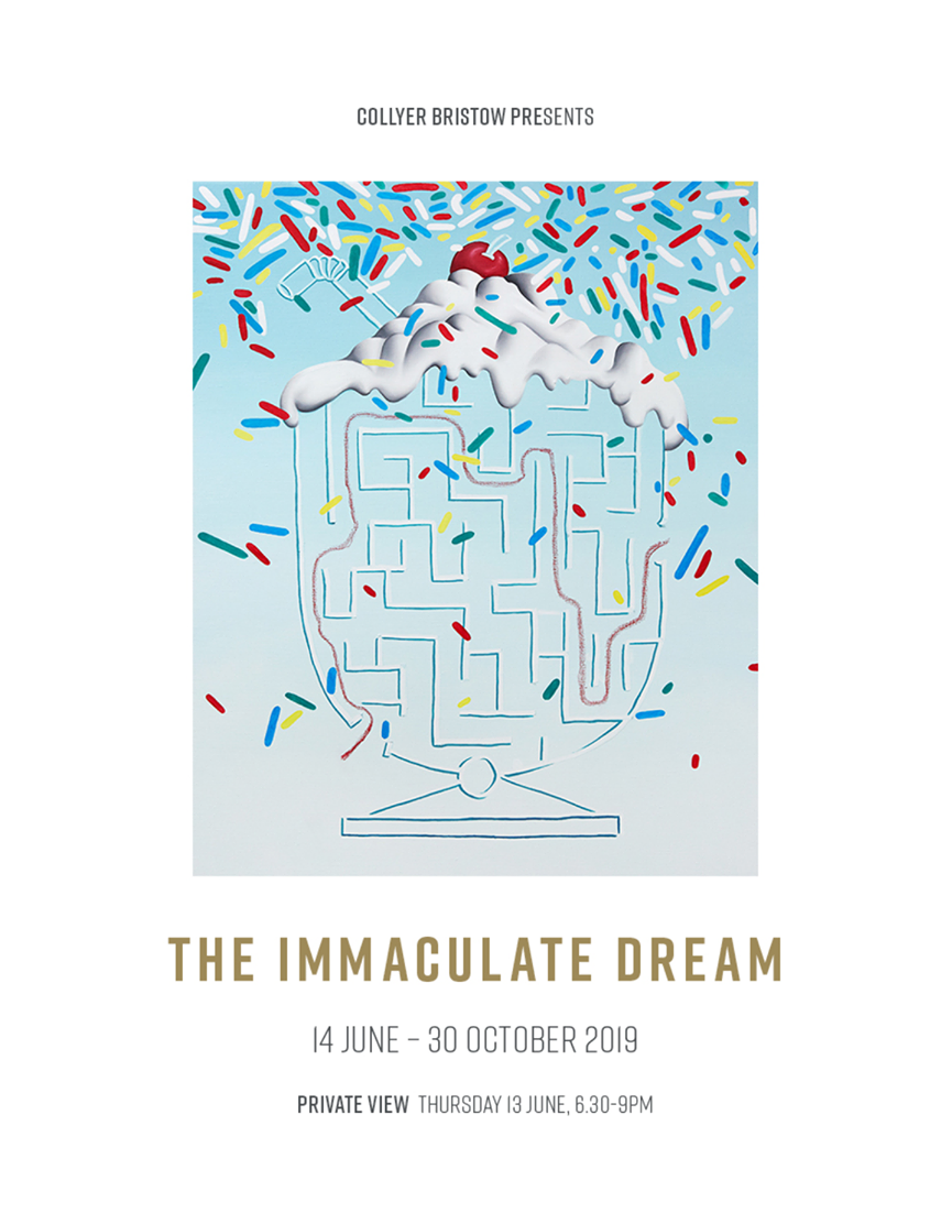The Immaculate Dream - Collyer Bristow