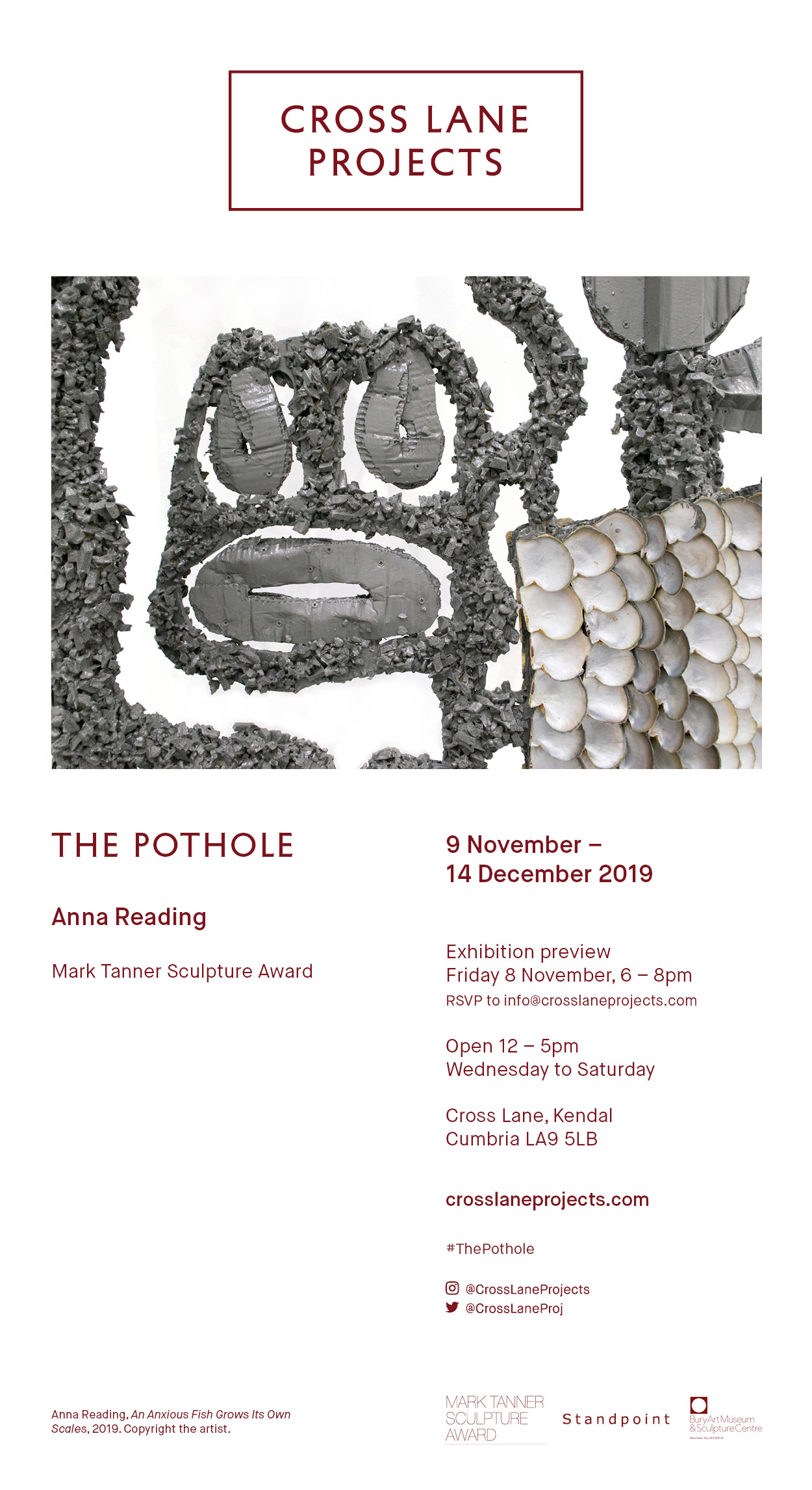 The Pothole - Cross Lane Projects