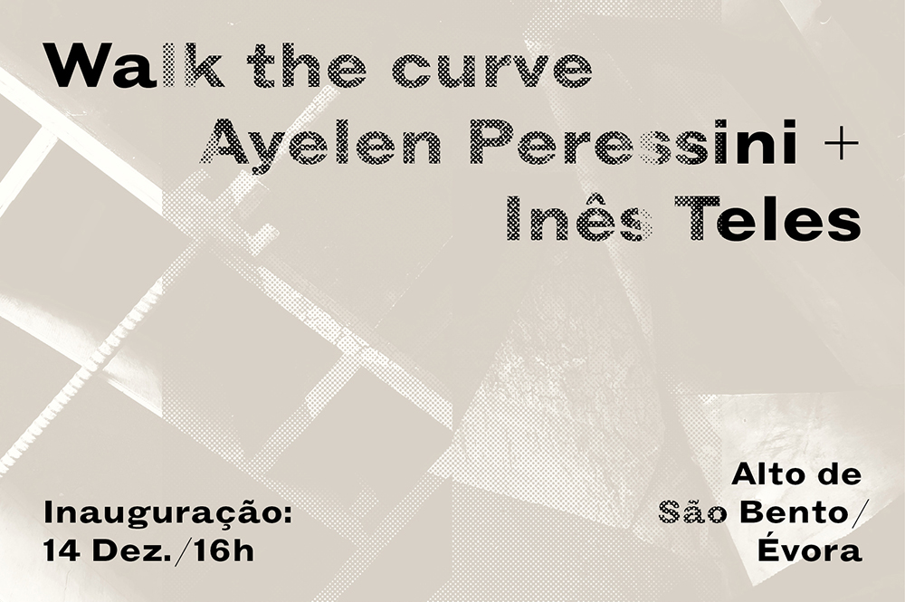 Walk the Curve - Sao Bento, Evora