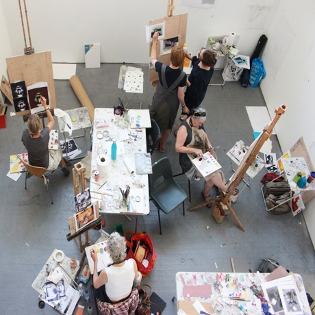 Places available for Stepping into the Art Studio