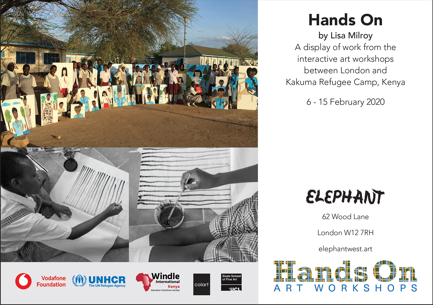 Hands On - Elephant