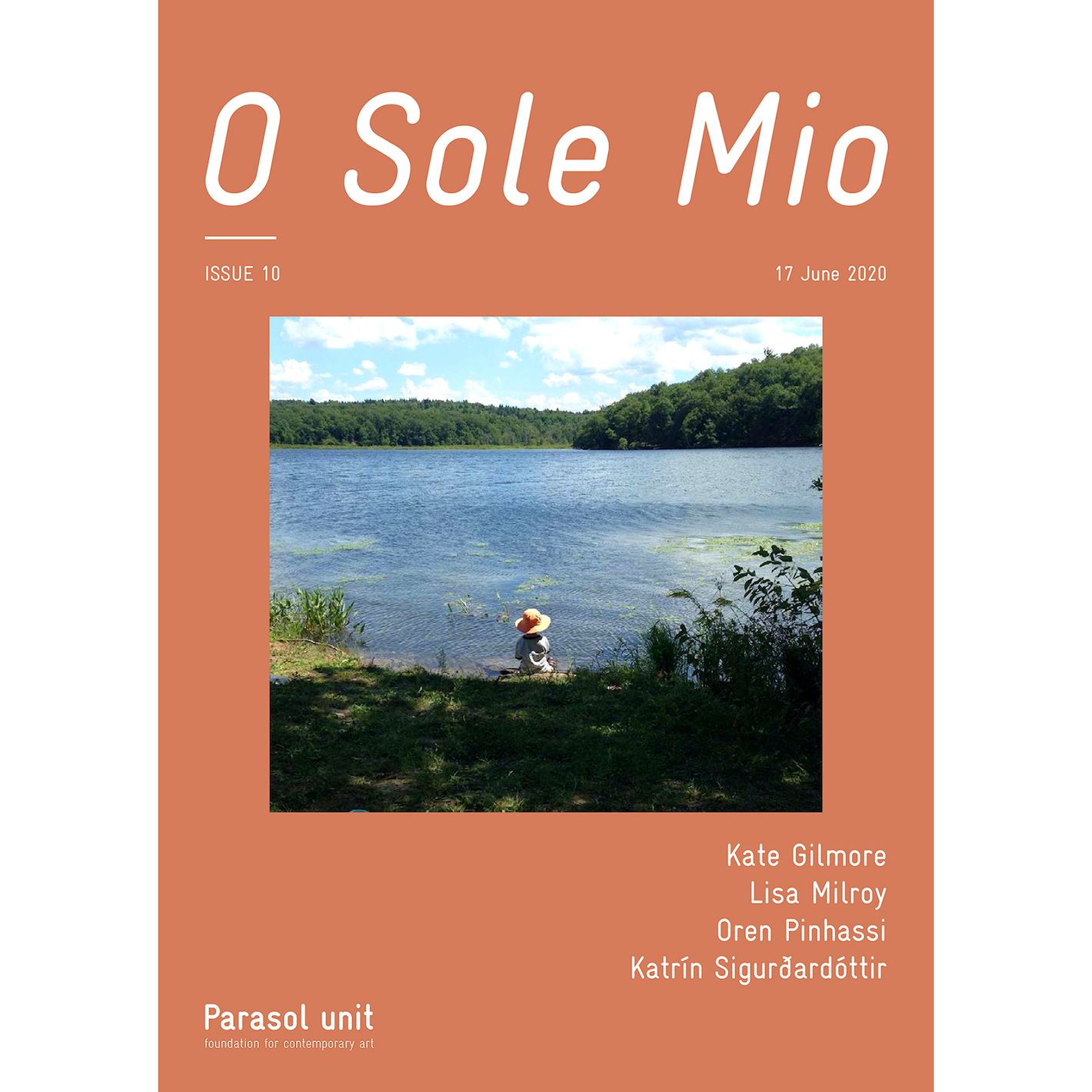 O Sole Mio - Parasol Unit