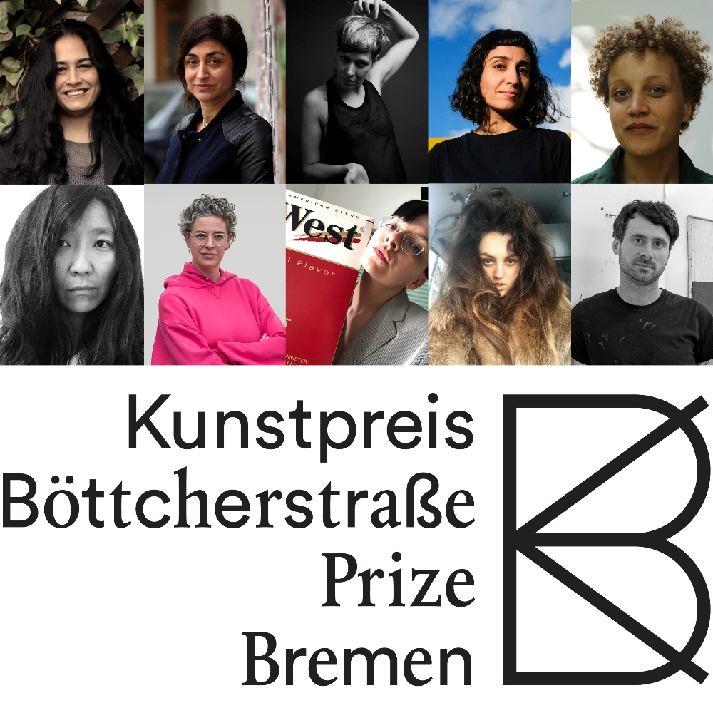 Jesse Darling nominated for 2020 Kunstpreis der Böttcherstraße in Bremen
