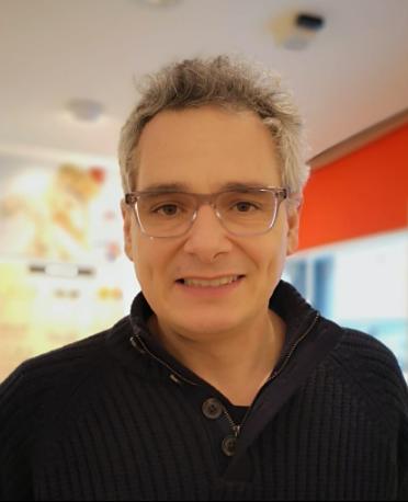 Slade Scientist in Residence 2021 - Professor Daren Caruana