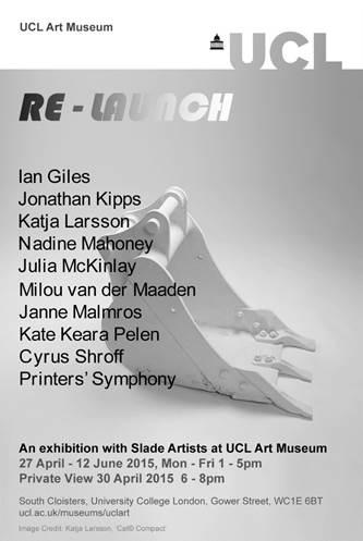 Re-Launch - UCL Art Museum