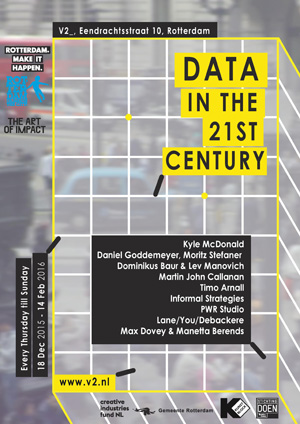 Data in the 21st Century