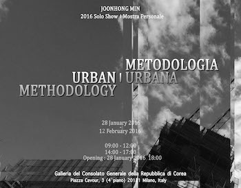 Urban Methodology - South Korean Consulate, Milan