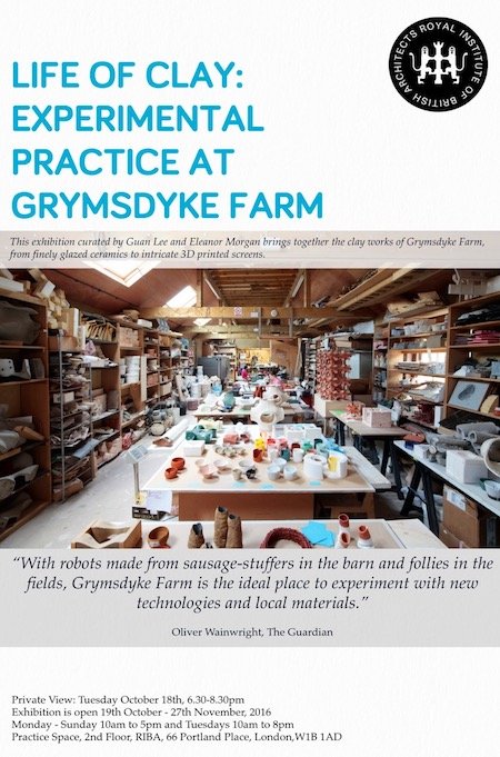Life of Clay: experimental practice at Grymsdyke Farm - RIBA