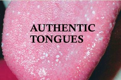 Authentic Tongues - Bloomsbury Theatre