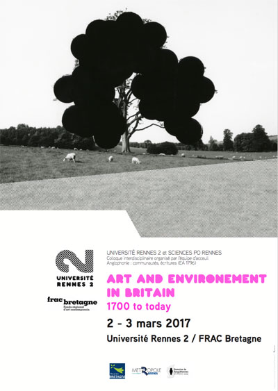 Art and Environment in Britain - Université Rennes