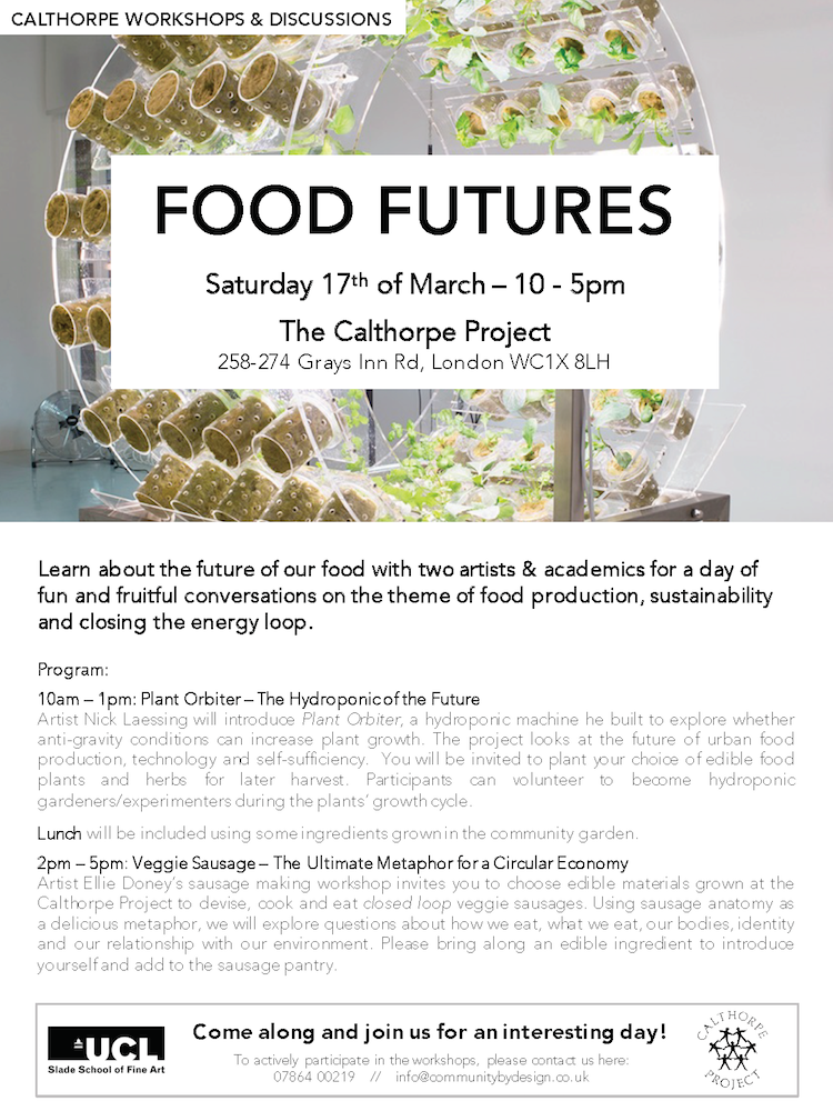 Food Futures - The Calthorpe Project