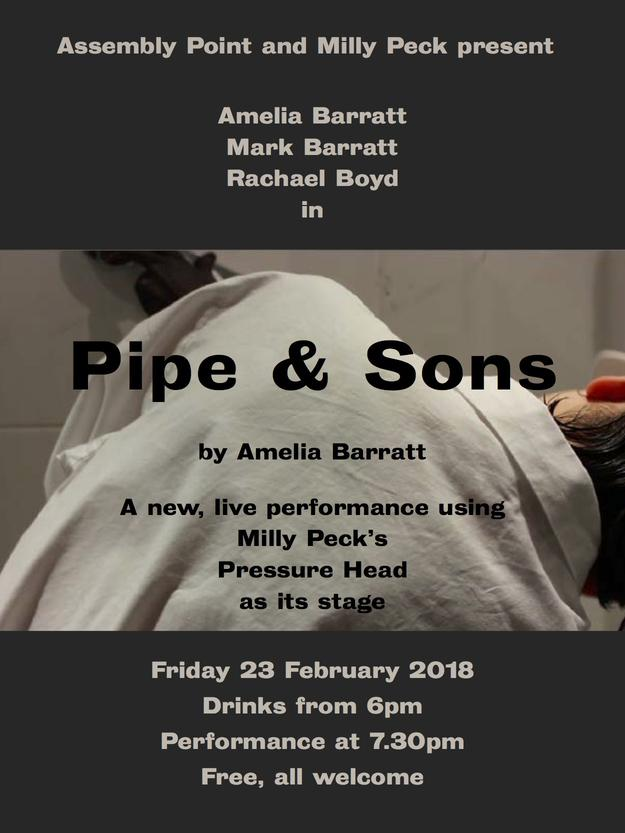Pipe & Sons – Amelia Barratt - Assembly Point