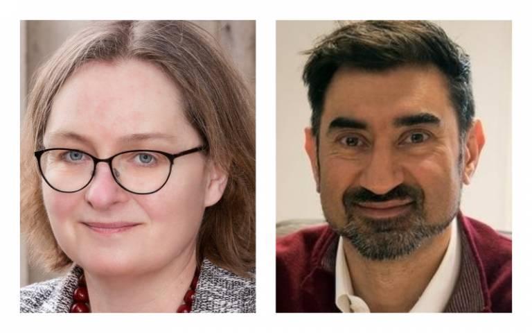 Professor Margot Finn (UCL History) & Professor Imran Rasul (UCL Economics)