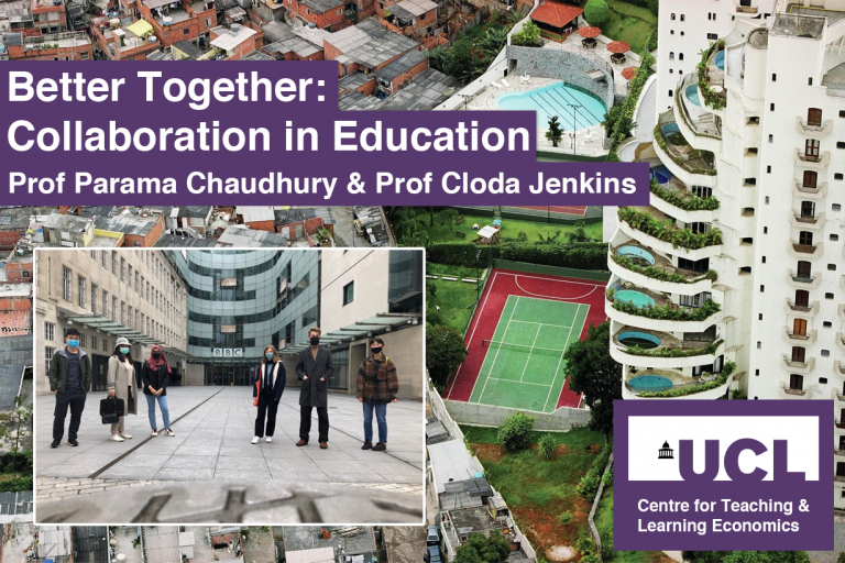 Better Together: Collaboration in Education