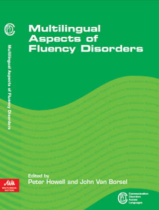 Multilingual Aspects of Fluency Disorders - Cover