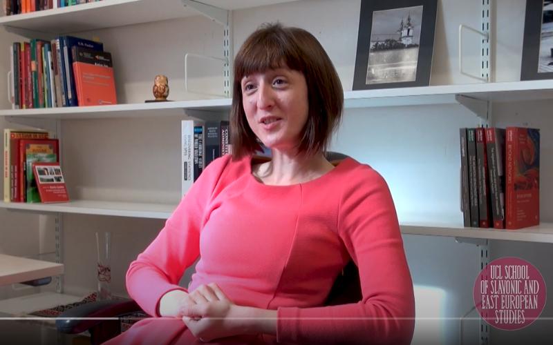 Dr Agnieszka Kubal interview