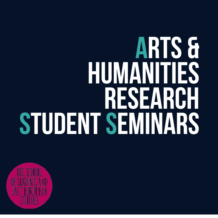 Arts and Humanities Research Student Seminars
