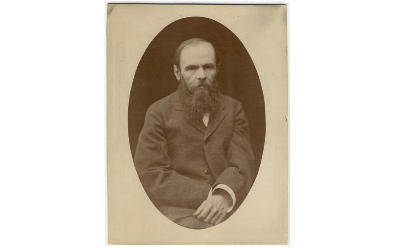 Photo of Dostoevski