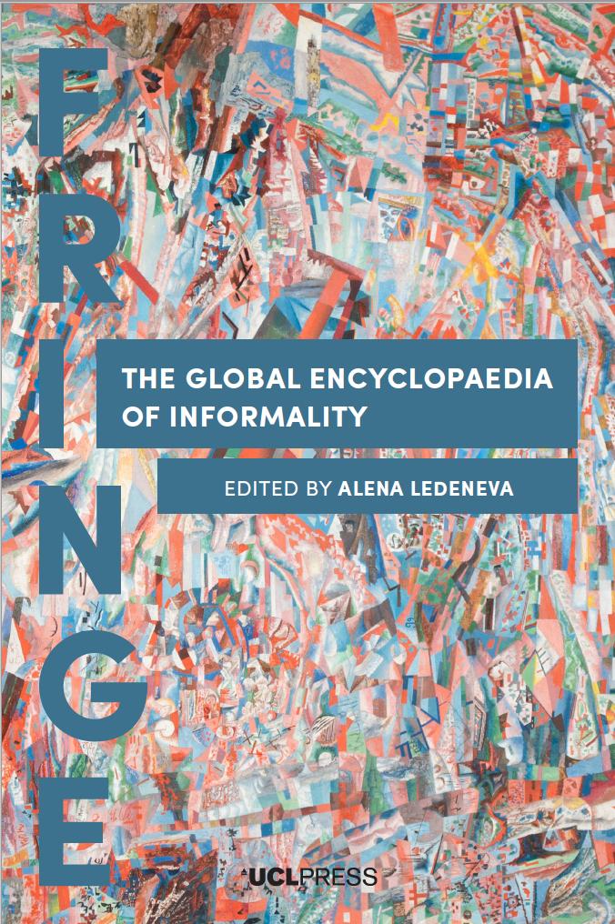 Global Encyclopaedia of Informality Book Image