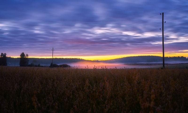 Sunrise, Finland