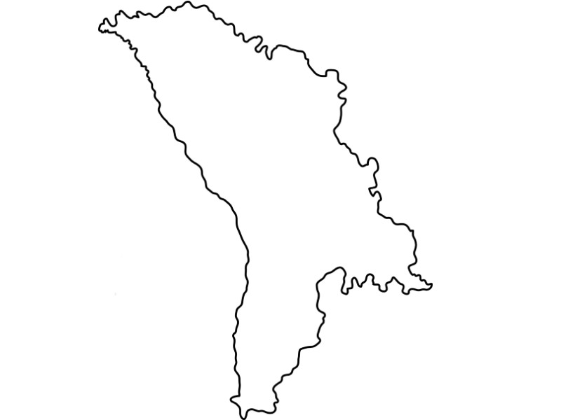 Moldova Outline