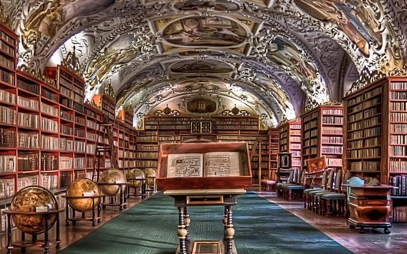 Prague Library, Czechia