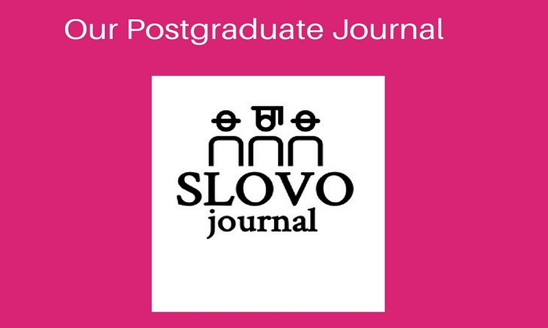 Slovo Journal