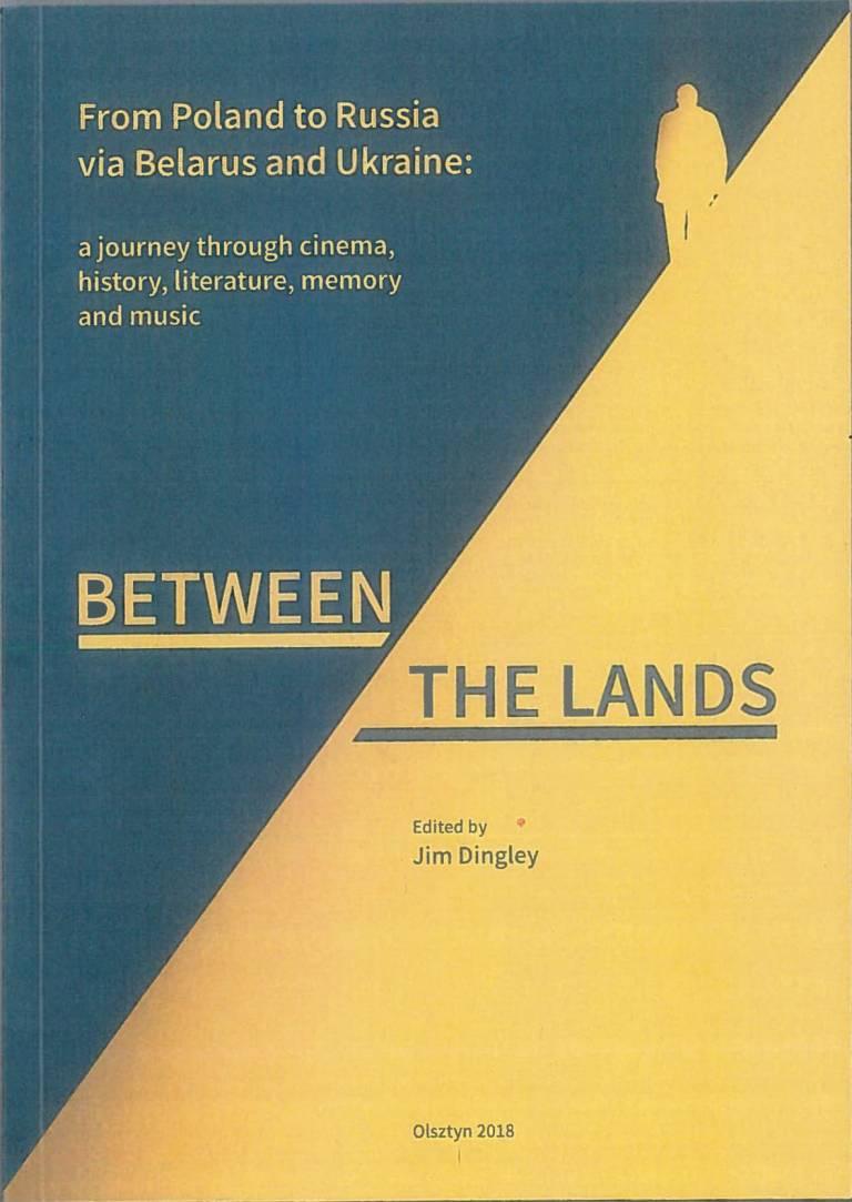 Between the Lands - Jim Dingley