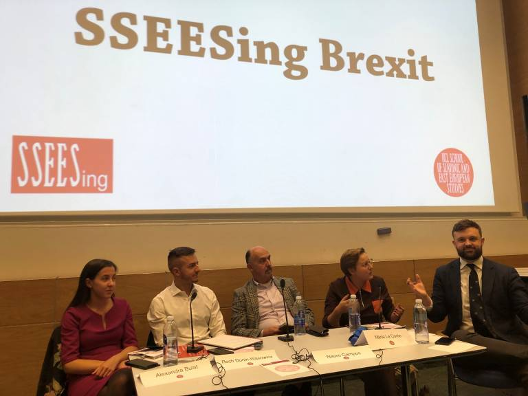 SSEESing Brexit Panel