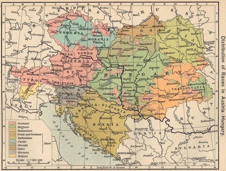 austria hungary 1911