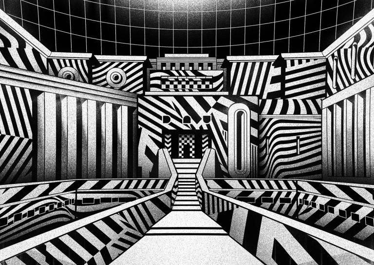 Heterotopia DAU © Alexandre Zaezjev