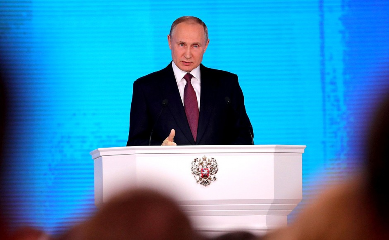 Putin's Presidential Address to the Federal Assembly