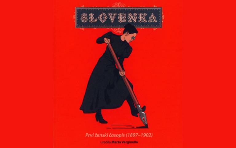 Slovenka Cover