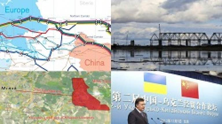 China's Relations with Russia, Ukraine and Belarus…