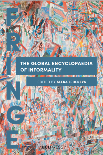 Global Encyclopaedia of Informality Book Image