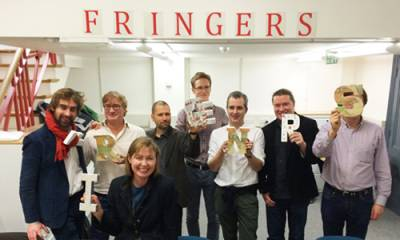 Fringe original team