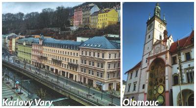 Karlovy Vary - Prague