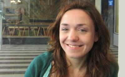 IMESS History and Society Alumni Dr. Raluca Bianca Roman