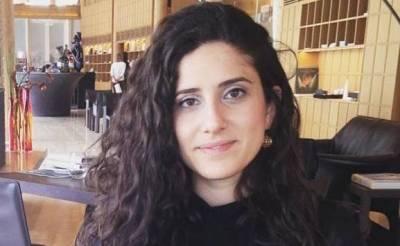 IMESS Politics and Security Alumni Leah Nodvin