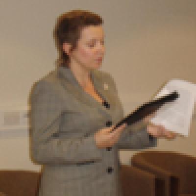 HE Petra Buzková inaugurates the Masaryk Senior Common Room…