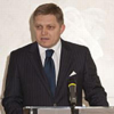 Slovak Prime Minister Robert Fico…
