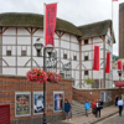 The Globe Theatre…