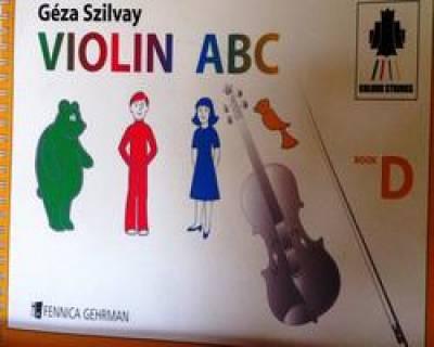 Geza Szilvay book cover…