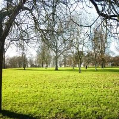 Regents Park…