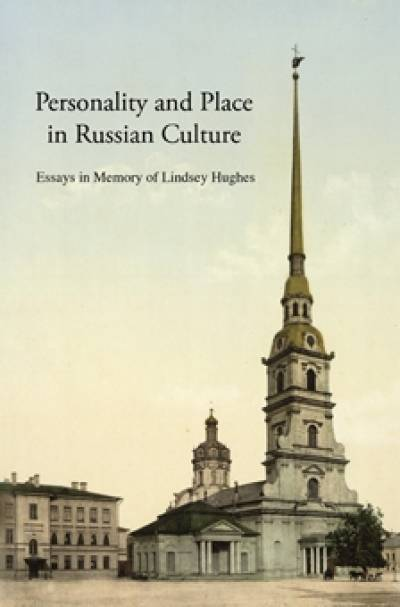 Personality & Place in Russian Culture - Book Cover…