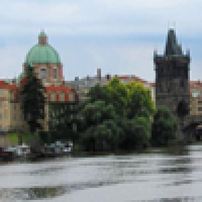 Prague…