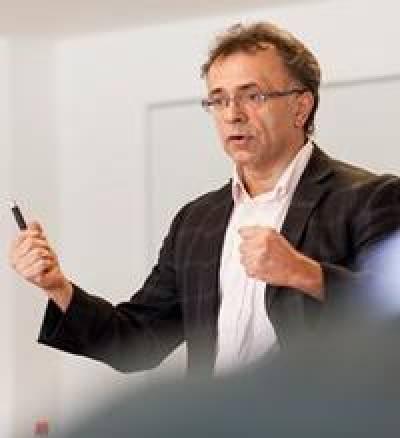 Prof Slavo Radosevic…
