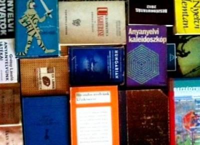 hungarian books…